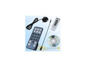USB 2.0 Digital TV Receiver Box