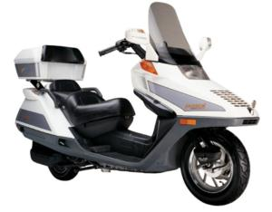Gas Scooter (BD150T-15)