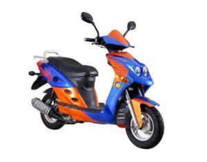 49.5cc/49cc Gas Scooter (BD50QT-2-I)