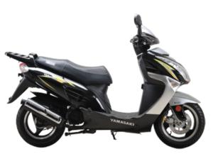 Gas Scooter (YM50QT-6G)