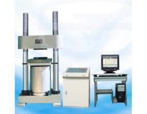 Servo Hydraulic Compression Testing Machine