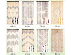 Wooden Curtain Series-3