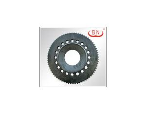 Fluted Disc for Excavator, Bulldozer GearBox