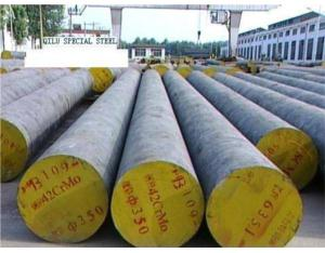 Forged Steel Bar AISI 4140, 4340, 8620, 4320, 52100