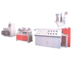 Plastic Single-Wall Corrugated Pipe Extrusion Line