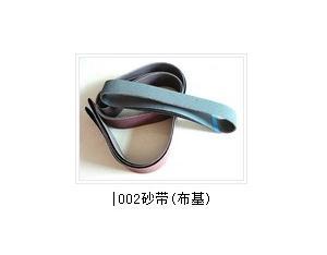 002_sanding belt (cloth basis)