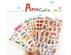 Cartoon Stickers (HL5812)