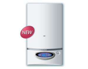 Wall-mounted Gas Boiler (Blue Diamond Series)