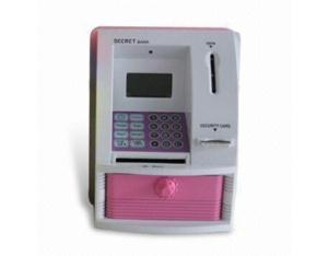ATM Bank, with Money Depositing and Drawing (SH-ATMB01)