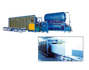 block moulding machine(horizontal)