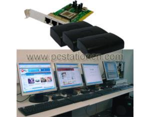 Multimedia Network PC Station