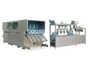 Series barrel production line for 5 Gallon barrel