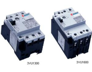 Name: Moulded Case Circuit Breakers  Item: 3VU1 MOTOR PROTECTION Series