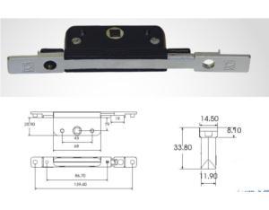 Aluminum Espagnolette Boxes (AEB)