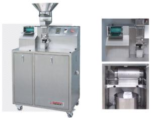 Multifunctional Auto-open Capsule Taking Powder (shell 455 board)Machine