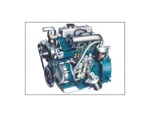 3-cylinder Diesel Engine (12-44kW)