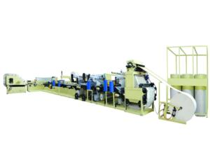 Full-Automatic Under Pad Machine (RL-HLD-100)