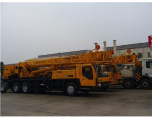 XCMG Mobile Crane (QY30K5)