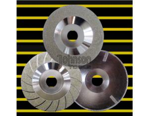 Electroplated Diamond Cup Wheel, OD125mm Cup Wheel (9.3.2.2)