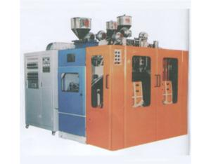 AUTO PLASTIC BOTTLE BLOWING MACHINE,TWO SCREW THREE SCREW TYPE