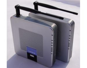 Wireless Router (WRTP54G)