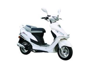 Pretty Gas Scooter (JD50QT-4D)