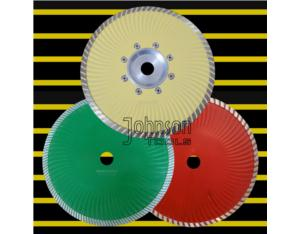 Diamond Saw Blade -230mm Sintered Turbo Wave Saw Blade (3.5.2)