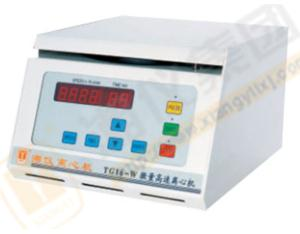 Table Top High Speed Microcentrifuge (TG16-W)