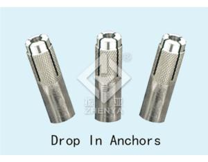 Drop in Anchor