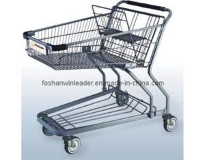 Japnese Style Shopping Cart (YLD-JF-093-1S)