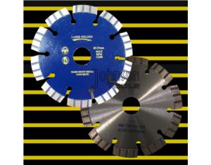 125mm Laser Welded Turbo Saw Blade
