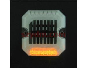 Self-Adhesive White Jade Solar Stud Light (RSPS-1/2-WJ)