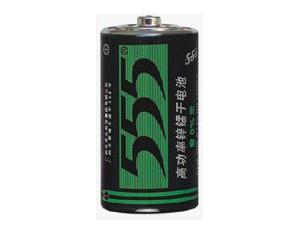 Large high power the Hulled batteries (R20P)