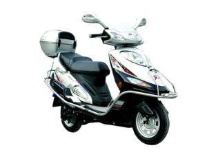 Pretty Scooter (JD125QT-11)