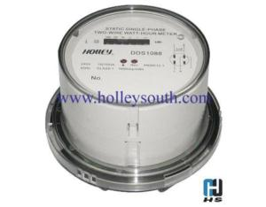 ANSI Socket Single Phase Electric Power Meter (DDS1088K) -Register Display
