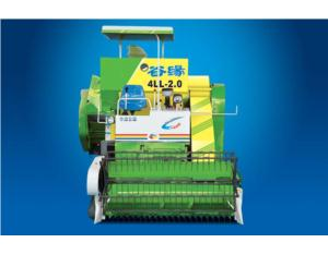 Full-Feeding Combine Harvester (4LL-2.0)