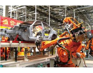 Dismantlement and Installation of British MG Rover Automobile Works Production Line