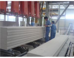 Aerated Concrete Block Equipments
