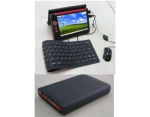 UMPC Mini Computer Mini Laptop Portable Laptop With CE, FCC, RoHS Certification E70