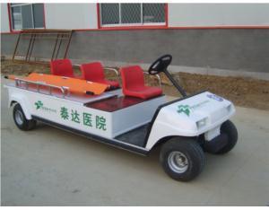 Electric Customized Utility Vehicle /GLT1031(Ambulance car)