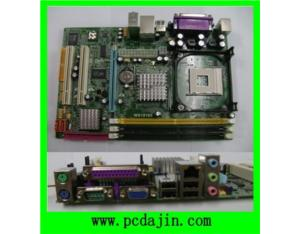 Socket 478 Motherboard (915GV115)