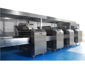 Hard Biscuit Forming Unit