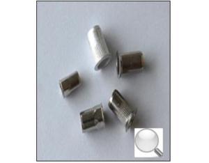 Aluminum rivet nuts