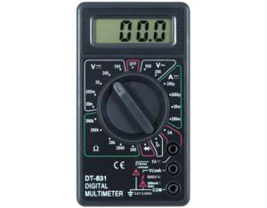 3 1/2 Digital Multimeter (DT831)