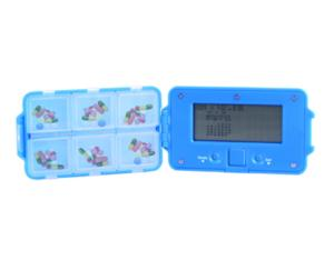 Pill Case with Alarm Reminder TX108