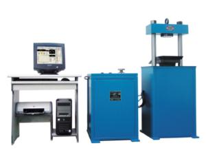 Servo Hydraulic Compression Testing Machine (YAW-300B)