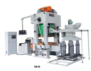 Closed double electric high-speed precision press