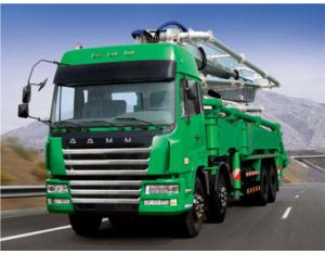 Concrete Pumps Truck