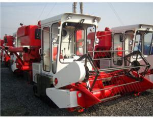 Paddy/Rice Combine Harvester (4LZ-2.5)