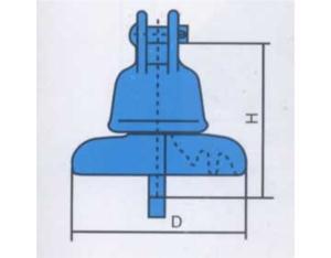 Disc Suspension Insulator(52-1)